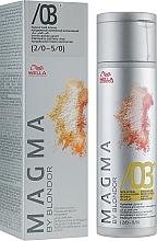 Парфюмерия и Козметика Прах за цветно изрусяване - Wella Professionals Magma by Blondor