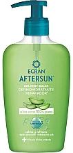 Парфюмерия и Козметика Успокояващ гел с алое вера за след слънчеви бани - Ecran Aftersun Gel Aloe Vera