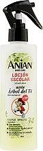 Парфюмерия и Козметика Детски лосион за коса с масло от чаено дърво - Anian School Lotion With Tea Tree Oil