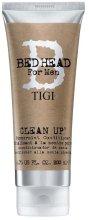 Парфюми, Парфюмерия, козметика Ментов балсам за мъже - Tigi B For Men Clean Up Peppermint Conditioner