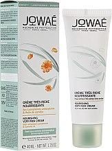 Парфюми, Парфюмерия, козметика Подхранващ крем за лице - Jowae Nourishing Very Rich Cream