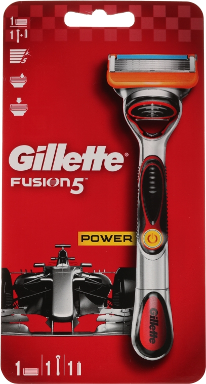 Самобръсначка с 1 сменяемо ножче - Gillette Fusion5 ProGlide Power