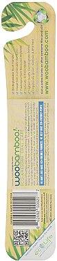 Четка за зъби - Woobamboo Adult Standard Handle Toothbrush Soft — снимка N2