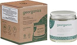 Парфюмерия и Козметика Натурална паста за зъби - Georganics Spearmint Natural Toothpaste