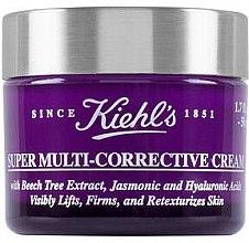 Парфюми, Парфюмерия, козметика Антистареещ крем за лице - Kiehl's Super Multi-Corrective Cream