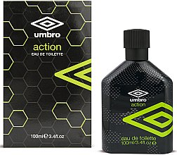 Парфюми, Парфюмерия, козметика Umbro Action - Тоалетна вода