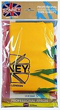 Парфюмерия и Козметика Фризьорска престилка, кремава - Ronney Professional Hairdressing Apron Cream