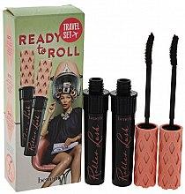 Парфюмерия и Козметика Комплект спирали за мигли - Benefit Ready To Roll Mascara Set (mascara/4gx2)