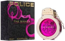 Парфюми, Парфюмерия, козметика Police The Sinner Love The Excess Woman - Тоалетна вода