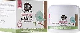 Парфюми, Парфюмерия, козметика Детски крем за чувствителна кожа - Pure Beginnings Probiotic Baby Sensitive Body Cream