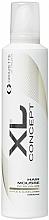 Парфюмерия и Козметика Мус за обем - Grazette XL Concept Hair Mousse Extra Volume
