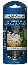 Парфюмерия и Козметика Пълнител за електрически ароматизатор - Yankee Candle Clean Cotton Refill Scent Plug
