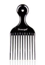 Парфюми, Парфюмерия, козметика Гребен за къдрава коса 15.4 см, черен - Donegal Afro Hair Comb
