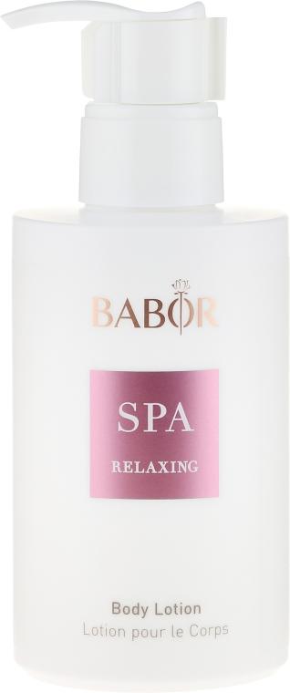 Лосион за тяло - Babor Relaxing Body Lotion — снимка N2