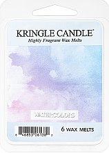 Парфюмерия и Козметика Восък за аромалампа - Kringle Candle Watercolors