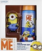 Парфюмерия и Козметика Комплект за деца - Corsair Despicable Me (bath/f/250ml + toy)