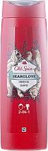 Парфюми, Парфюмерия, козметика Душ гел - Old Spice Bearglove Shower Gel+Shampoo