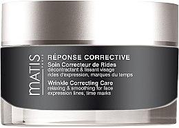 Парфюми, Парфюмерия, козметика Крем коригиращ мимическите бръчки - Matis Reponse Corrective Wrinkle Correcting Care