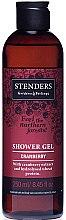 """Парфюмерия и Козметика Душ гел """"Червена боровинка"""" - Stenders Cranberry Shower Gel"""