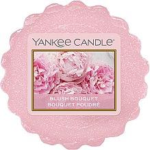 Парфюмерия и Козметика Ароматен восък - Yankee Candle Blush Bouquet Tarts Wax Melts