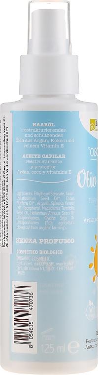Защитно масло за коса - La Saponaria Osolebio — снимка N2