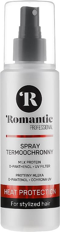 Термозащитен спрей за коса - Romantic Professiona