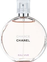 Парфюмерия и Козметика Chanel Chance Eau Vive - Тоалетна вода (тестер с капачка)
