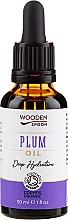 Парфюмерия и Козметика Масло от ядки на слива - Wooden Spoon Plum Oil