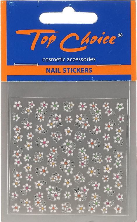 Декориращи лепенки за нокти, 72758 - Top Choice Nail Stickers — снимка N1
