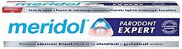 Парфюми, Парфюмерия, козметика Паста за зъби против кървене на венци и пародонтоза - Meridol Parodont Expert