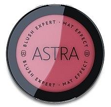 Парфюмерия и Козметика Руж за лице - Astra Make-Up Blush Expert Mat Effect