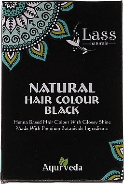 Къна за коса - Lass Naturals Henna Natural Hair Colour — снимка N1