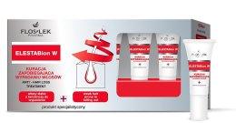 Парфюми, Парфюмерия, козметика Серум против косопад - Floslek Elestabion W Anti Hair Loss Treatment (Serum/6ml х10)