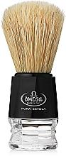 Парфюмерия и Козметика Четка за бръснене, 10019 - Omega