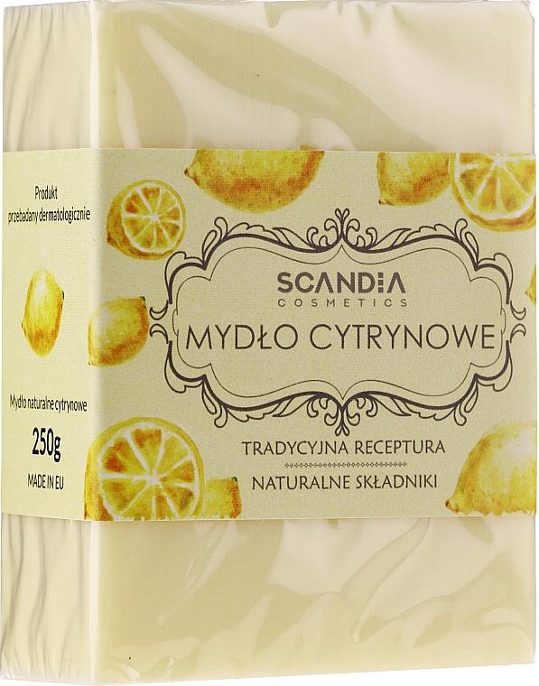 "Сапун ""Лимон"" - Scandia Cosmetics"