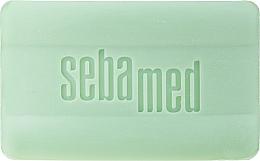 Парфюмерия и Козметика Сапун - Sebamed Sensitive Skin Cleansing Bar