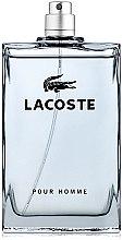 Парфюмерия и Козметика Lacoste Pour Homme - Тоалетна вода (тестер без капачка)