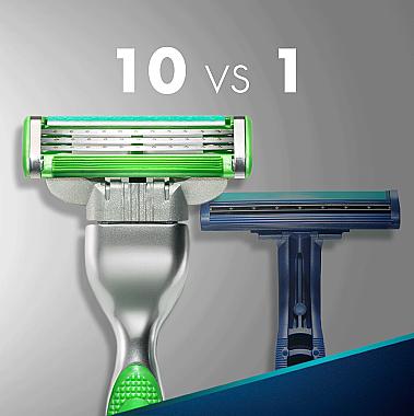 Ножчета за бръснене - Gillette Mach3 Sensitive — снимка N4