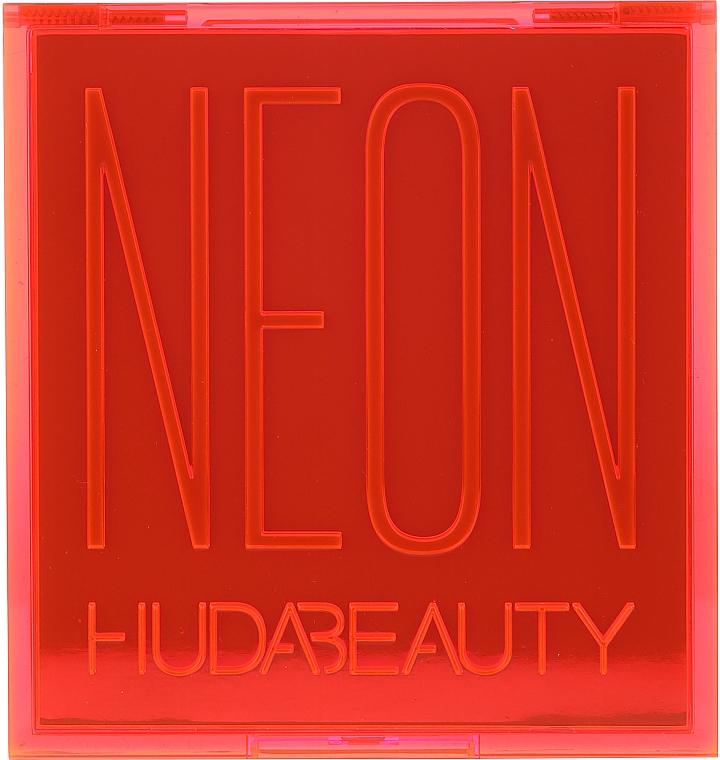 Палитра сенки за очи - Huda Beauty Neon Obsessions Eyeshadow Palette — снимка N1