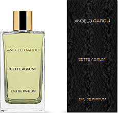 Парфюми, Парфюмерия, козметика Angelo Caroli Sette Agrumi - Парфюмна вода