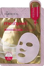 Парфюмерия и Козметика Маска за лице с розова глина - Mediheal Meshpeel Mask Pink Calamine