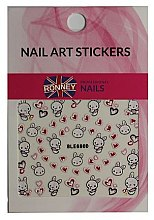 Парфюми, Парфюмерия, козметика Лепенки за нокти - Ronney Professional Nail Art Stickers