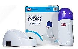 Парфюмерия и Козметика Нагревател за кола маска RE00003 - Ronney Professional Epilators Heater