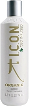 Парфюмерия и Козметика Органичен шампоан за коса - I.C.O.N. Organic Shampoo