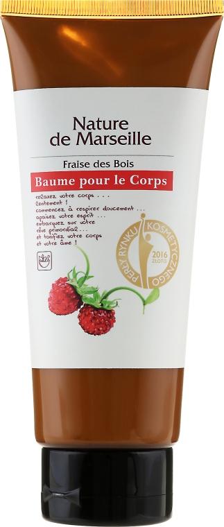 """Балсам за тяло """"Горска ягода"""" - Nature de Marseille"""