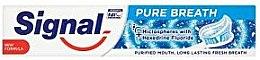 Парфюми, Парфюмерия, козметика Паста за зъби - Signal Pure Breath Toothpaste
