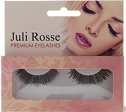 Парфюми, Парфюмерия, козметика Изкуствени мигли - Juli Rosse Premium Eyelashes N82