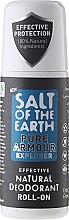 Парфюмерия и Козметика Рол-он дезодорант - Salt of the Earth Pure Armour Explore Roll-On Deo