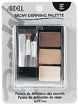 Парфюмерия и Козметика Комплект за вежди - Ardell Brow Defining Palette