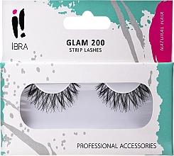 Парфюмерия и Козметика Изкуствени мигли - Ibra Eyelash Glam 200